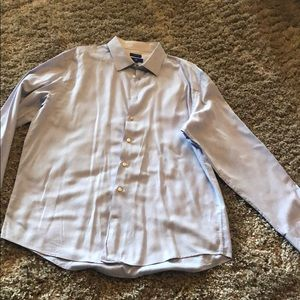 Egara modern fit dress shirt